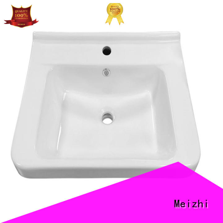 ceramic small wash basin wholesale for hotel