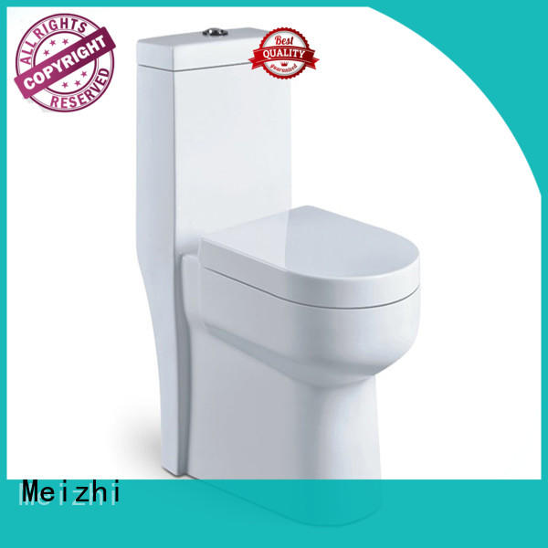 Meizhi square high end toilets manufacturer for hotel