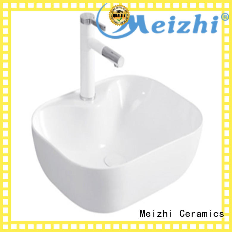Meizhi modern design art basin directly sale for home