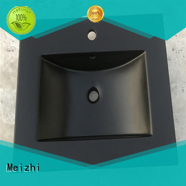 Meizhi reliable black bathroom basin manufacturer for bathroom