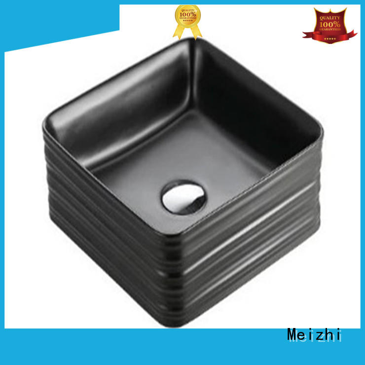 modern black bathroom basin supplier for bathroom