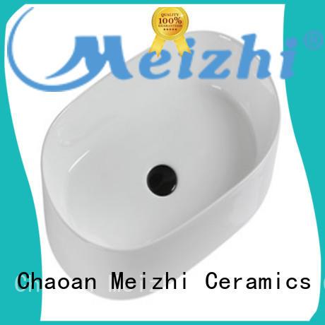 white gold wash basin supplier for bathroom