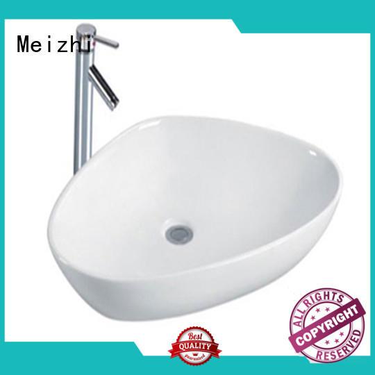 Meizhi stylish wash basin wholesale for hotel