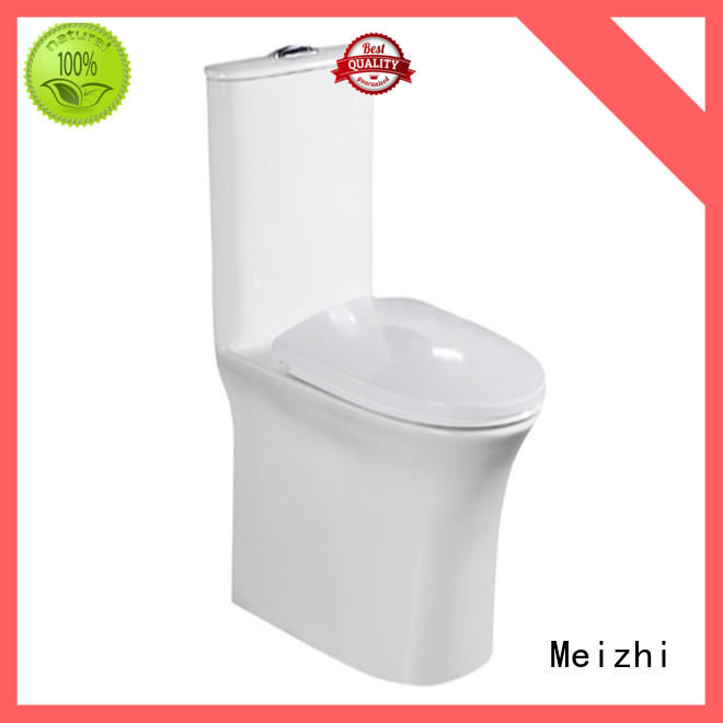 Meizhi one piece round toilet wholesale for home