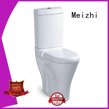 Meizhi eco friendly toilet customized for bathroom