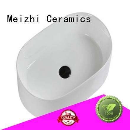modern design wash basin size manufacturer for bathroom
