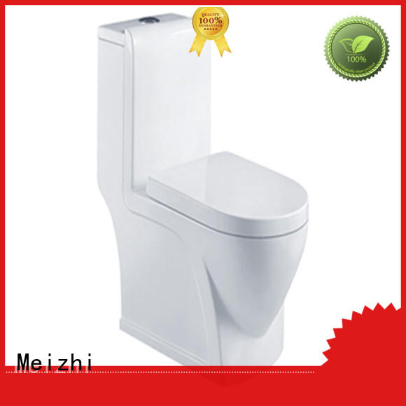 american standard one piece toilet wholesale for washroom Meizhi
