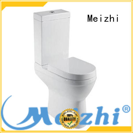 Meizhi toilets with buttons on top wholesale for hotel