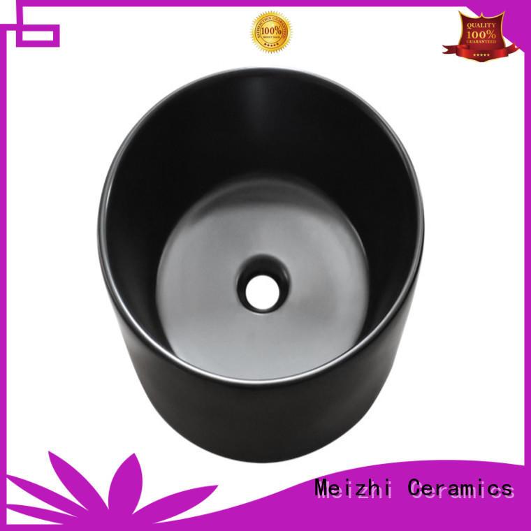 popular black basin wholesale for washroom