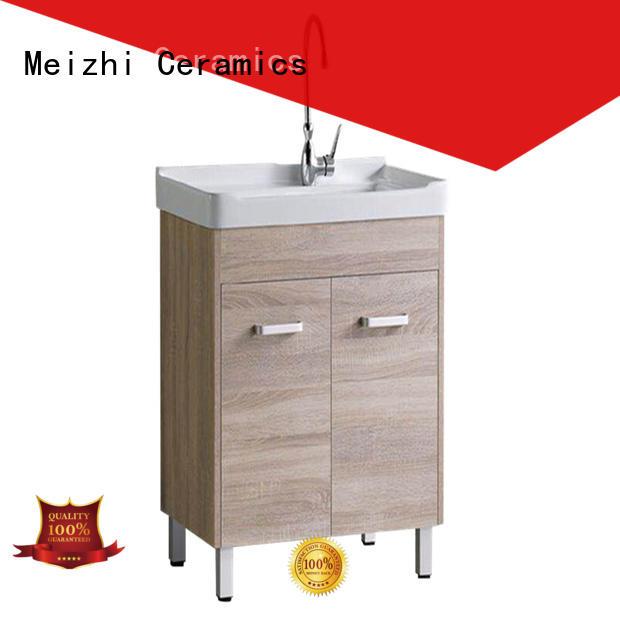 Meizhi bathroom vanity cabinets wholesale for washroom