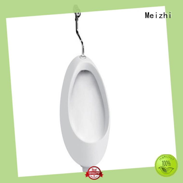 Meizhi stable bathroom urinal factory price for hotel