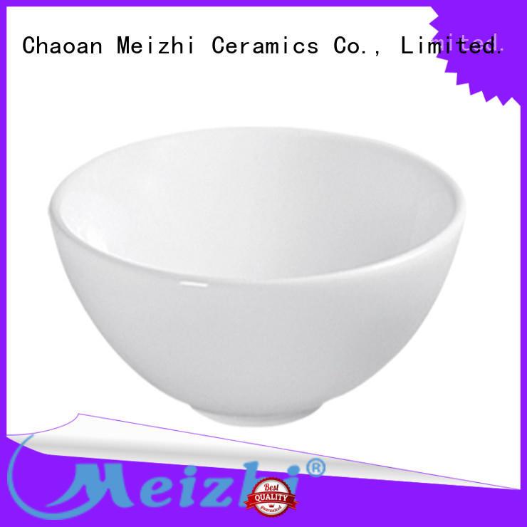 Meizhi ceramic bathroom basin wholesale for hotel
