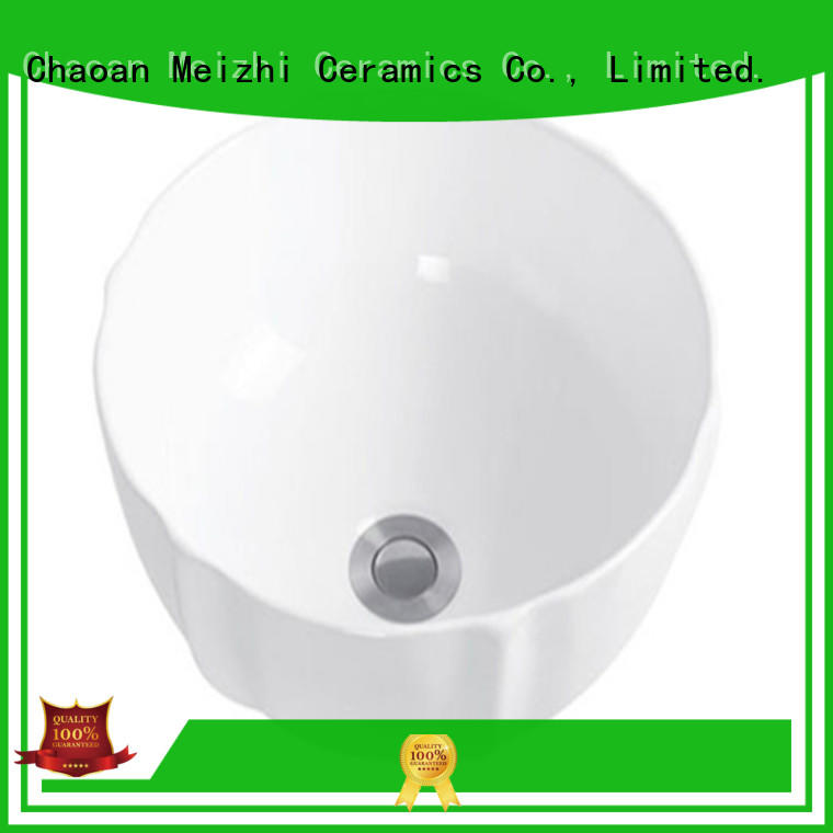 modern design ceramic wash basin factory price for home