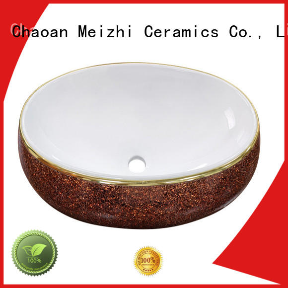 Meizhi cheap wash basin factory price for hotel