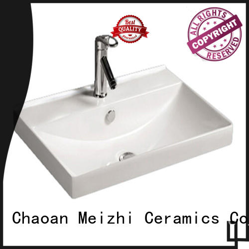 high quality vanity wash basin with good price for bathroom