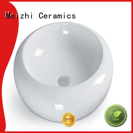 Meizhi hot selling art basin wholesale for washroom