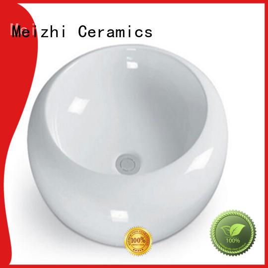 Meizhi hot selling art basin wholesale for washroom