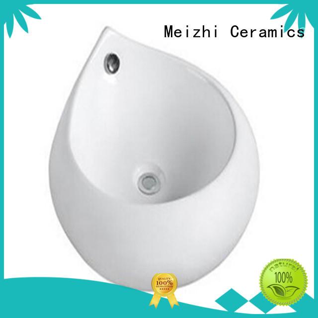 Meizhi art basin supplier for washroom