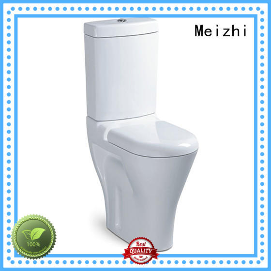 Meizhi eco flush toilet customized for home
