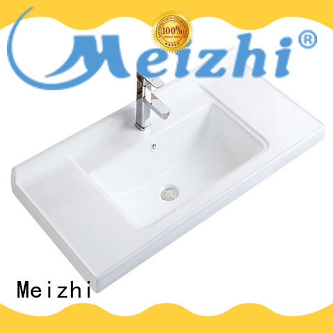 Meizhi excellent bathroom wash basin with good price for home