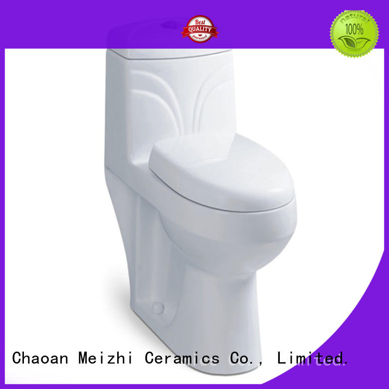 siphonic one piece toilet seat directly sale for bathroom