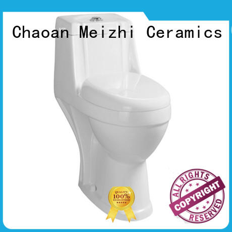 Meizhi new design contemporary toilet supplier for hotel