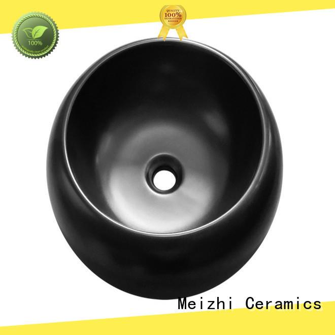 Meizhi basin black supplier for cabinet