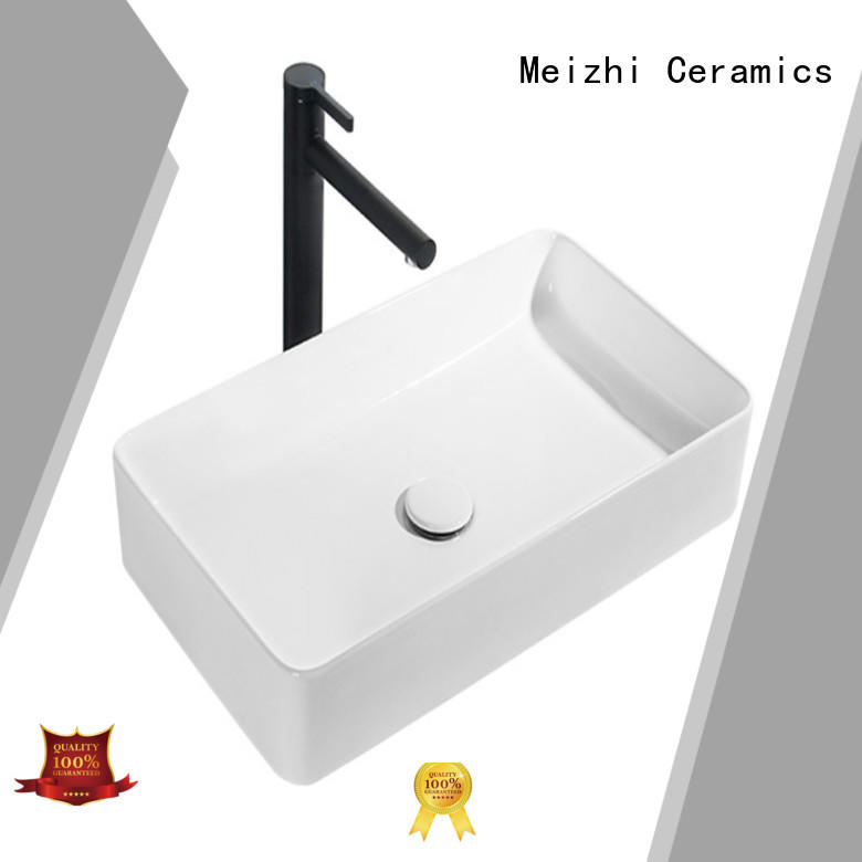 Meizhi latest wash basin customized for washroom