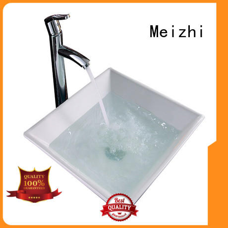 Meizhi gold wash basin supplier for home