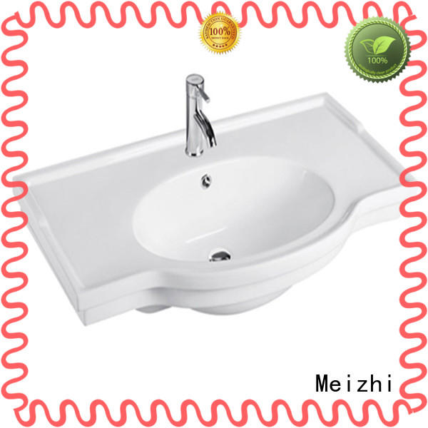 Meizhi excellent wash basin sink with good price for hotel
