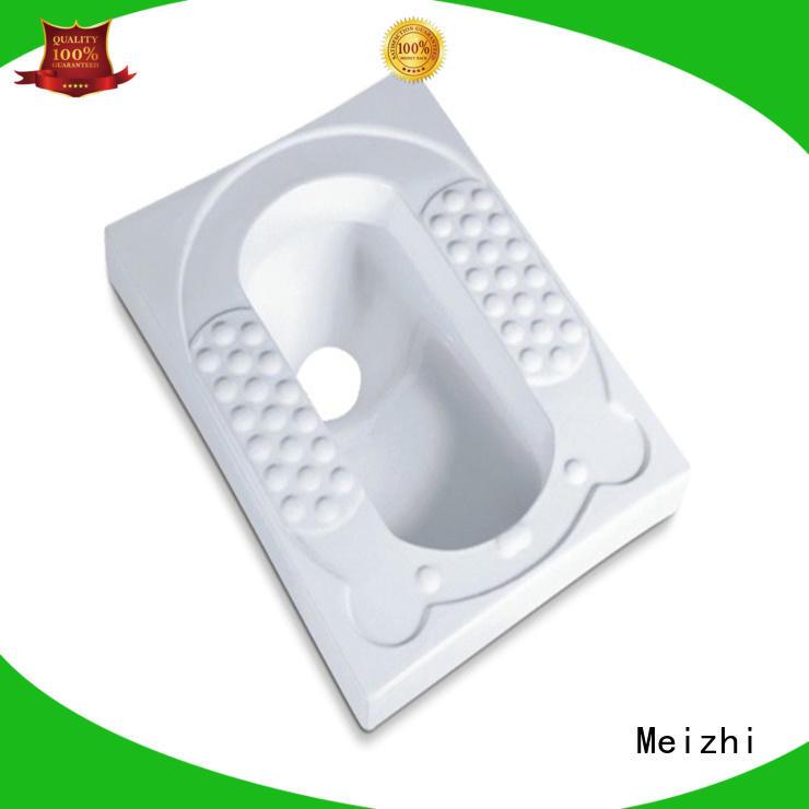 Meizhi floor toilet customized for washroom