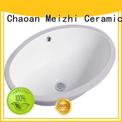 high quality counter top basin supplier for bathroom