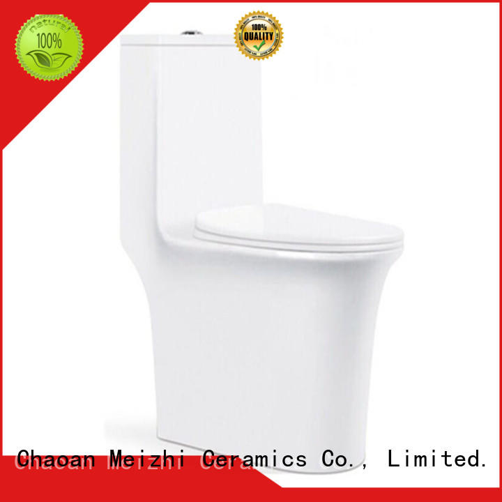 Meizhi high quality types of toilet factory for hotel
