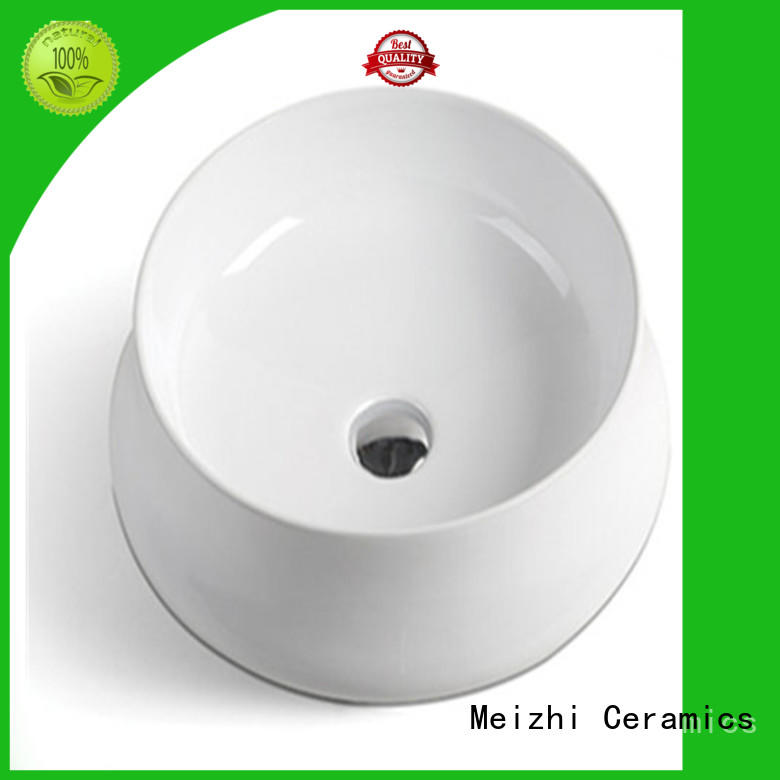 Meizhi wash basin size wholesale for bathroom