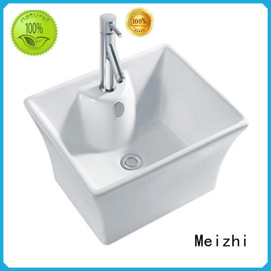 Meizhi toilet hand basin factory price for bathroom