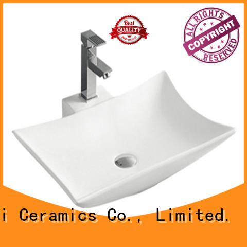 elegant stylish wash basin supplier for hotel