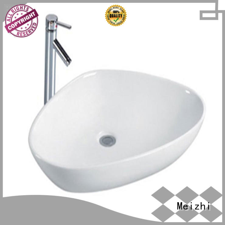 Meizhi printed toilet wash basin wholesale for home