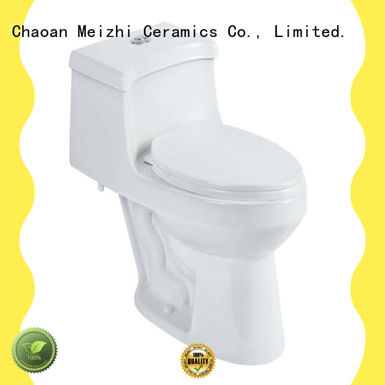 Meizhi siphonic best flushing toilet with good price for home