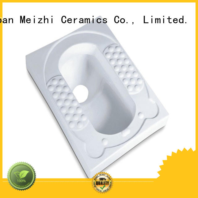 Meizhi reliable asian toilet personalized for bathroom