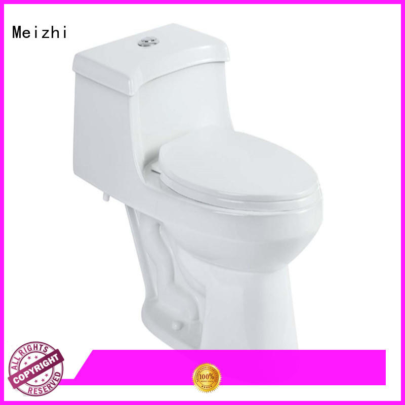 siphonic one piece toilet manufacturer for washroom