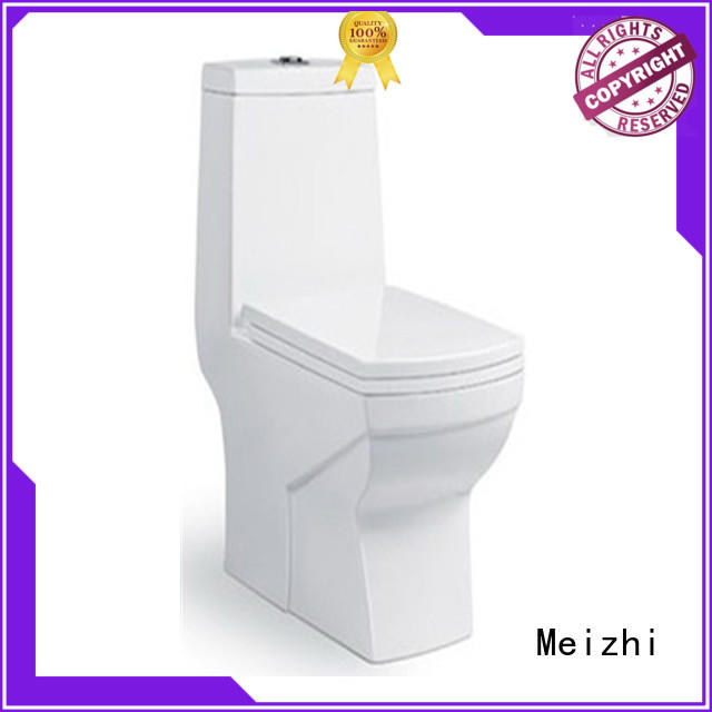 Meizhi high end toilets customized for washroom