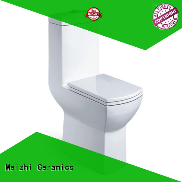 Meizhi one piece wc manufacturer for home