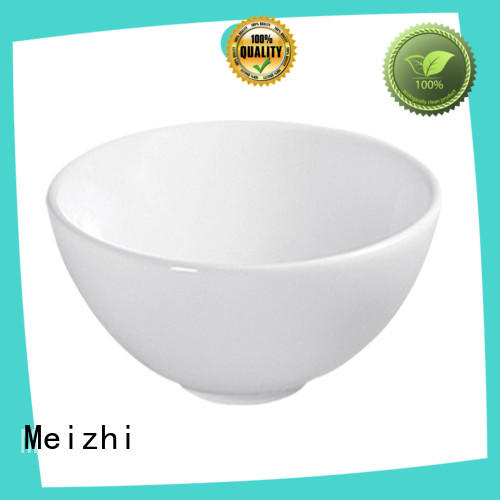 Meizhi hot selling bathroom basin wholesale for hotel