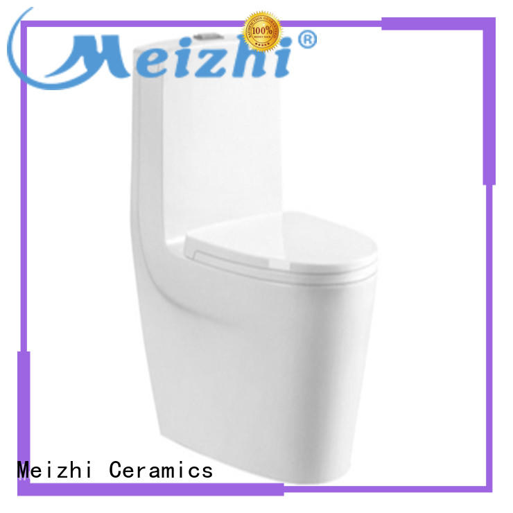 Meizhi new design european toilet manufacturer for washroom