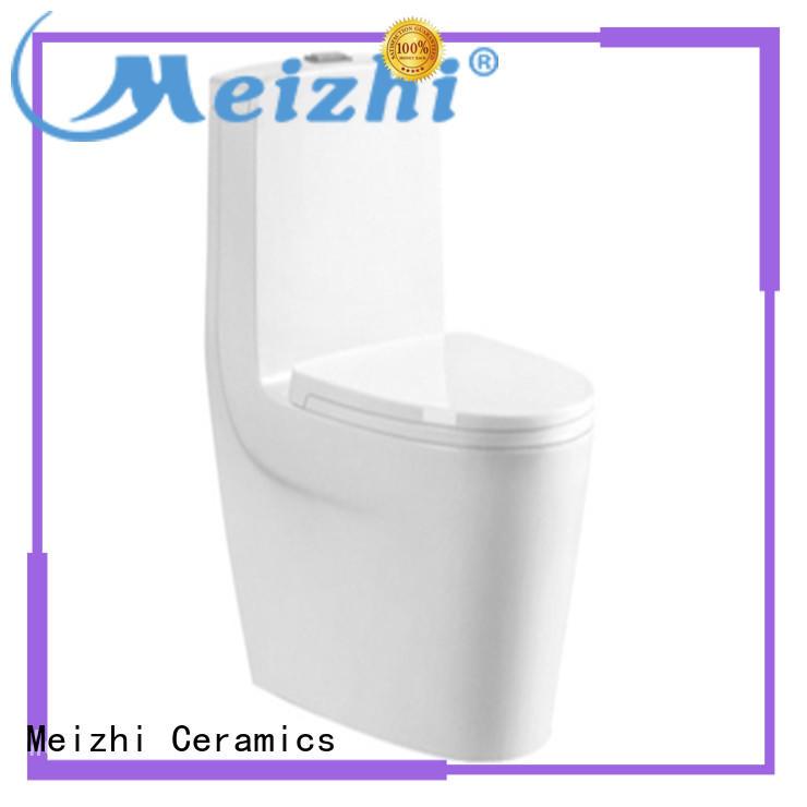 Meizhi new design european toilet manufacturer for washroom