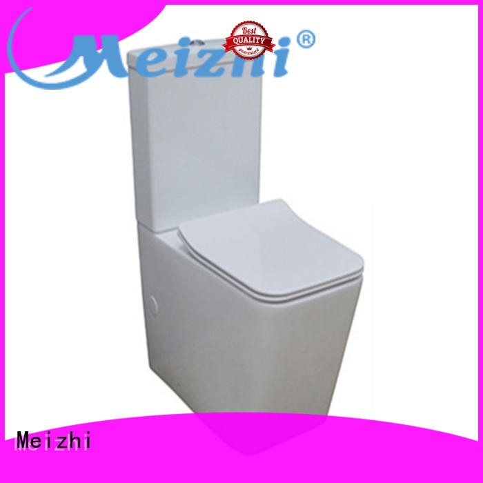 Meizhi professional best rated toilets supplier for bathroom