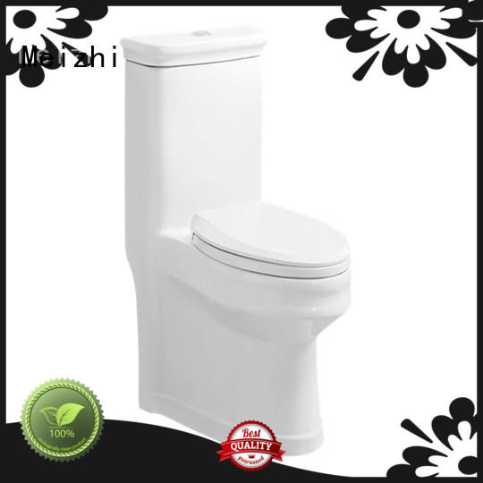 Meizhi one piece toilet seat wholesale for hotel