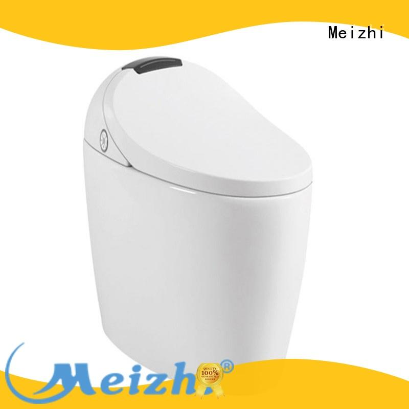 Meizhi smart toilet directly sale for hotel