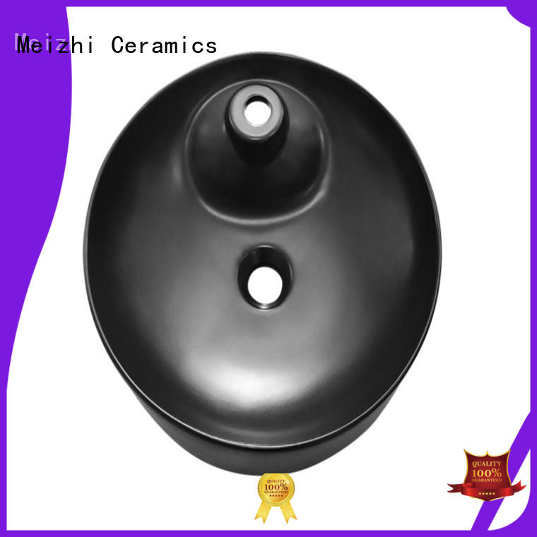 Meizhi reliable basin black wholesale for washroom