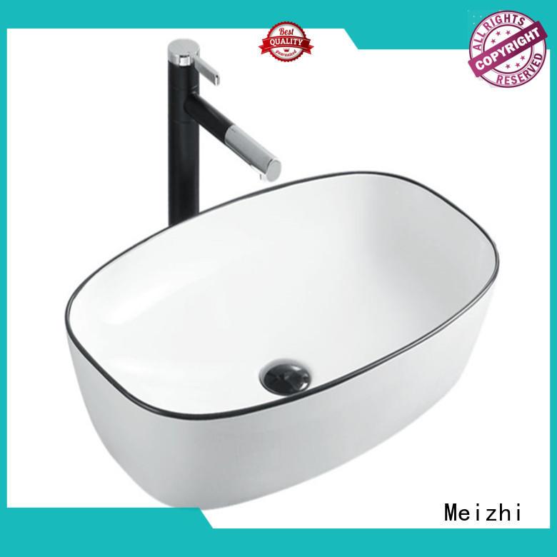 popular black basin supplier for hotel